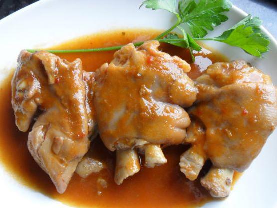 Gisva for Cocinar patas de cerdo